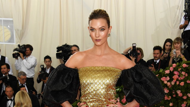 Karlie Kloss joined by Katy Perry and Orlando Bloom at second wedding party