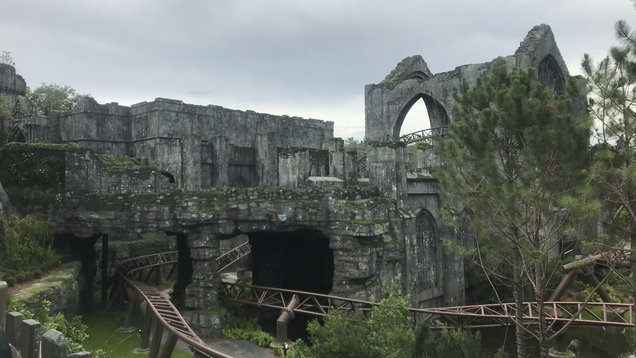 Universal Orlando's new Harry Potter ride is a thrilling flight of