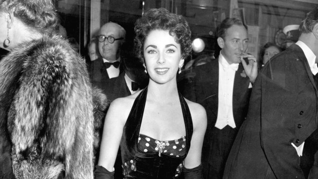 As her clothes are set to go to auction, here's what made Elizabeth Taylor such a style icon