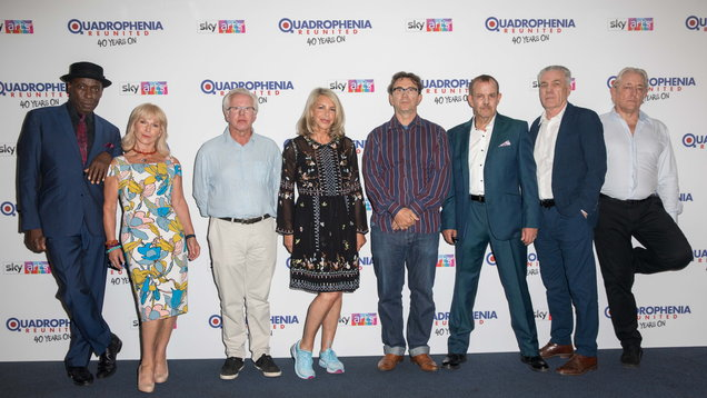 Sky Arts – Quadrophenia 40 year reunion, London, 14th July 2019