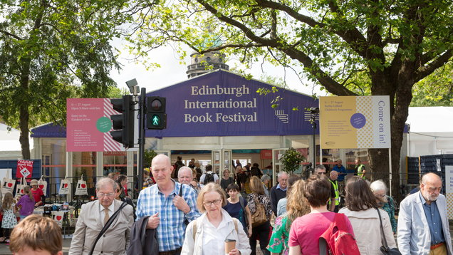 Edinburgh International Book Festival 2018