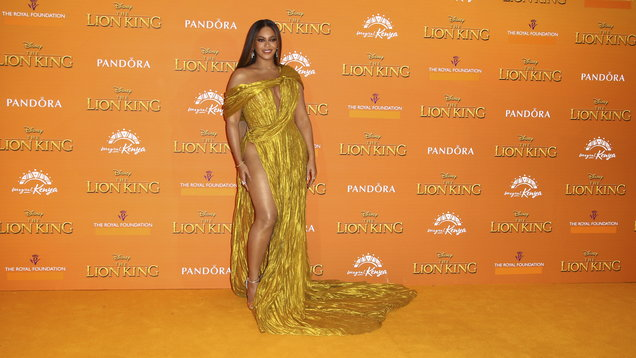 Britain Lion King Premiere