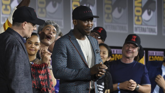 Mahershala Ali to star as vampire hunter Blade in franchise reboot