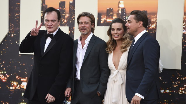 "LA Premiere of ""Once Upon a Time in Hollywood"""