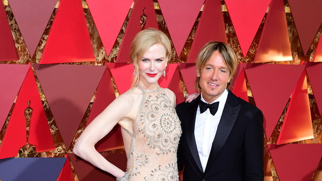 Nicole Kidman said it's 'embarrassing' Keith Urban sang she's a 'maniac in bed'