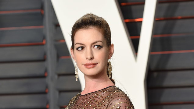 Anne Hathaway Is Pregnant With Baby No. 2