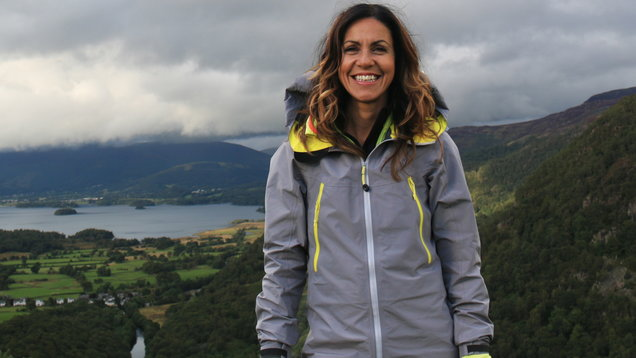 Julia Bradbury: 'I couldn't stop working – it's part of who I am'