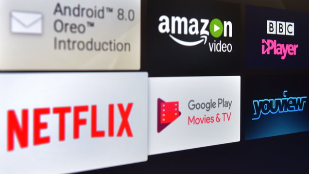 Half of UK homes subscribe to streaming services like Netflix