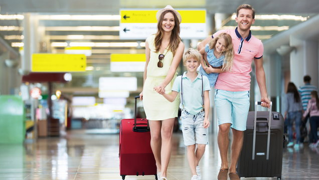 Family-friendly flying: 9 of the best airports for travelling with
