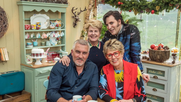 Great British Bake Off: Great New Year's Bake Off