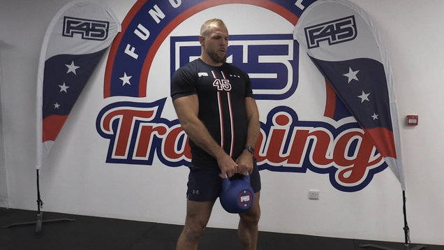 Video: These high-intensity exercises are how ex-England rugby player James Haskell stays in shape