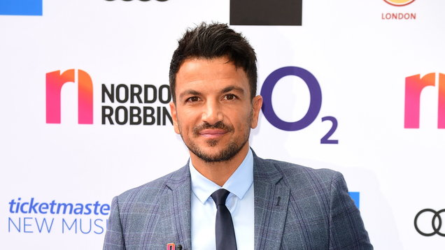 Peter Andre gives wife special 30th birthday gift