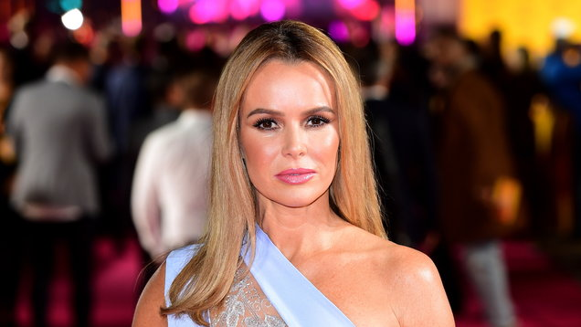 Amanda Holden comments