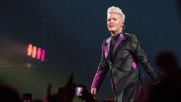 Pink concert – Cardiff