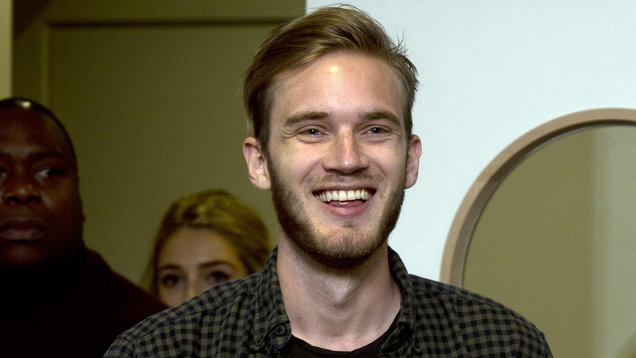 YouTube star PewDiePie marries Marzia Bisognin in beautiful London wedding
