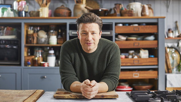 Jamie Oliver: 'Schools going veggie is a brilliant idea'