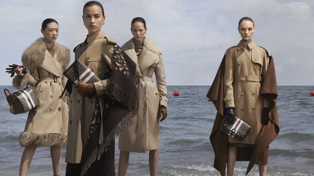Is this Burberry's most inclusive campaign yet? See pictures from the autumn/winter shoot