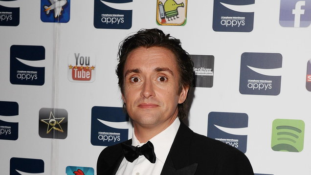 Richard Hammond to star in Amazon Prime series