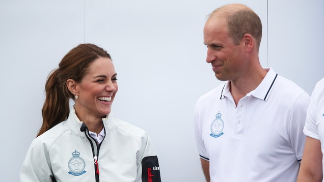 Be inspired by Kate and Will to book a family seaside sailing break