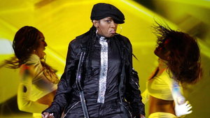 Missy Elliott on tour