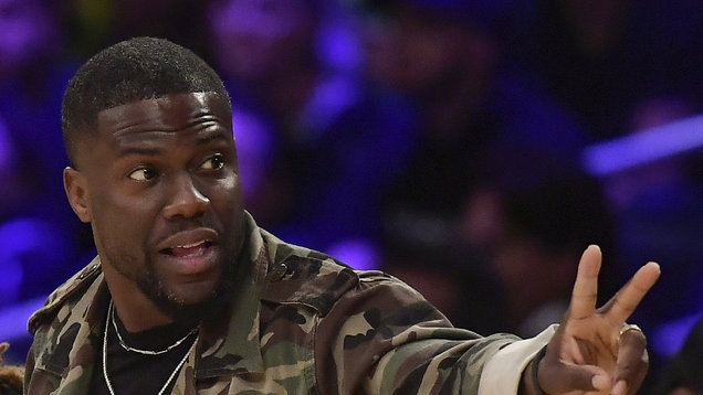 Kevin Hart Suffers 'Major' Injuries In L.A. Car Crash