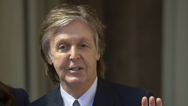 Sir Paul McCartney: I could perform at Glastonbury next year