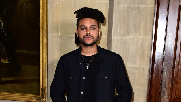 The Weeknd has a new look and he looks unrecognisable