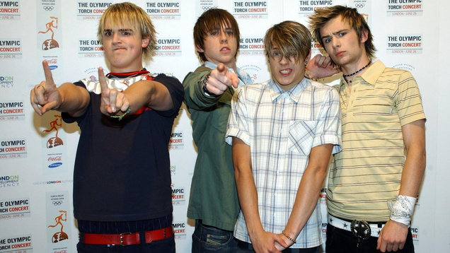McFly might be back, but we can't forget some of their most