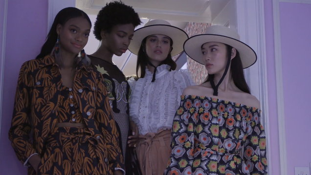 Video: Temperley's new collection is your dream holiday wardrobe