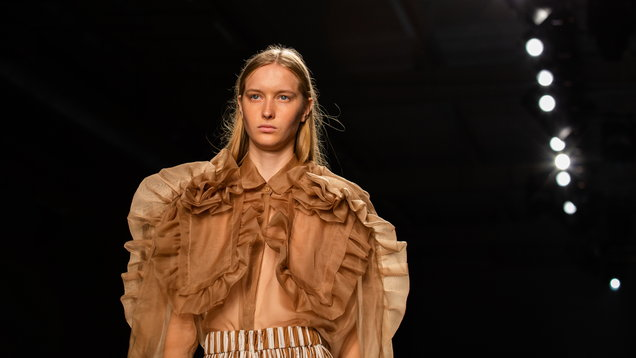 Preen by Thornton Bregazzi Catwalk – London Fashion Week September 2019