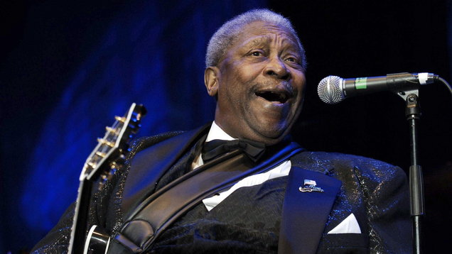 Google Doodle remembers BB King on his 94th birth anniversary