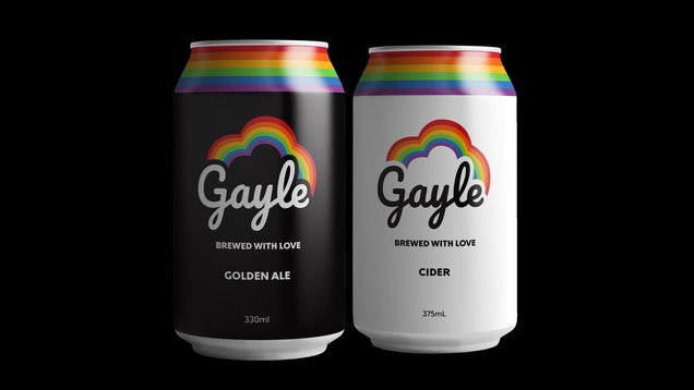 'Brewed with love': How new Aussie brand Gayle is putting 'gay ale' on the world drinks map