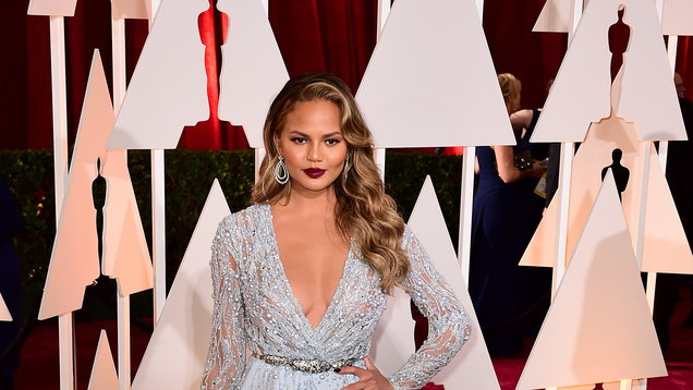 Chrissy Teigen accidentally shares her email address on social media