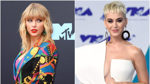 Katy Perry opens up about resolving her feud with Taylor Swift