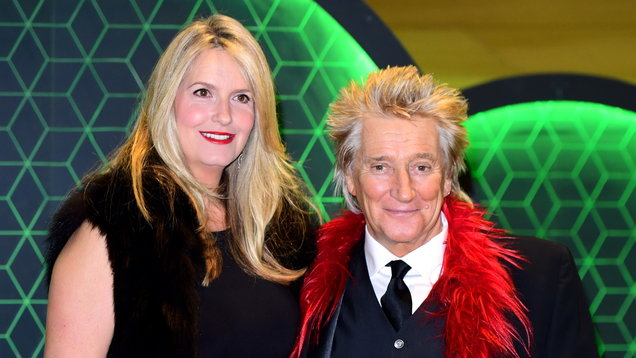 Penny Lancaster dwells on future