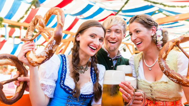16 things you'll only know if you've done Oktoberfest in Munich
