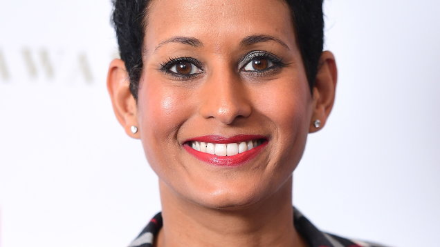 Piers Morgan DEFENDS TV rival Naga Munchetty after BBC reprimand