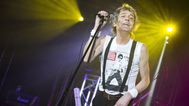 Eddie And The Hotrods singer has died