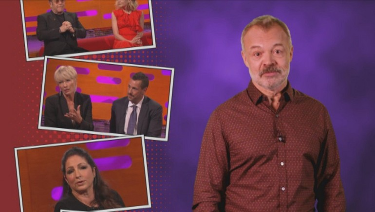 Graham Norton's Good Story Guide