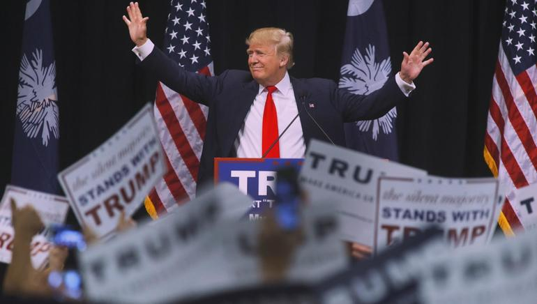 Donald Trump: His Rise to Power