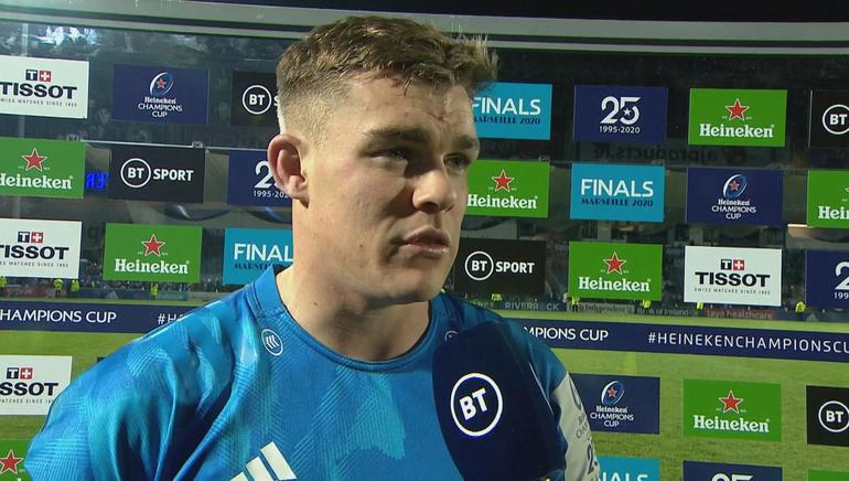 Champions Cup Rugby Highlights
