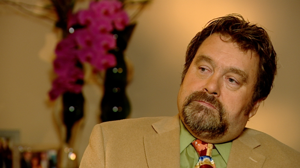 TV3 airs Exclusive candid interview with comedian Brendan Grace.