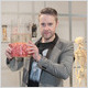 TV3 goes behind the scenes on  Keith Barry: Brain Hacker
