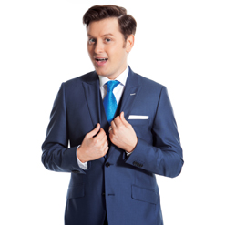 Brian Dowling is TV3's new face of Saturday night TV.