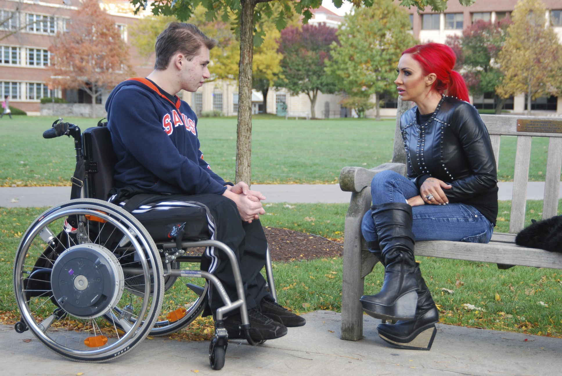 Jodie Marsh brings bullying issues to the forefront in new documentary on TV3.