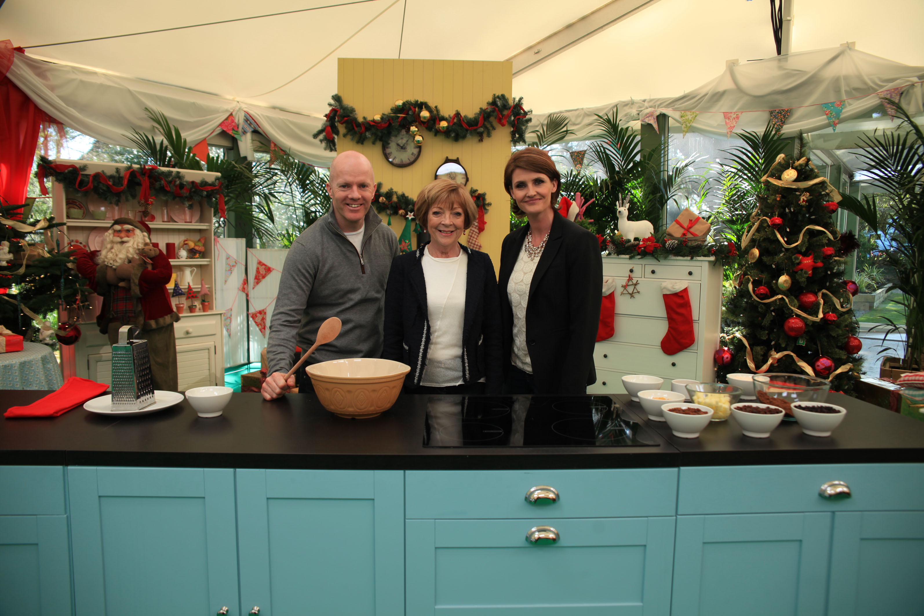 Get ready for spectacular festive baking in TV3's 'The Great Irish Christmas Bake Off'.