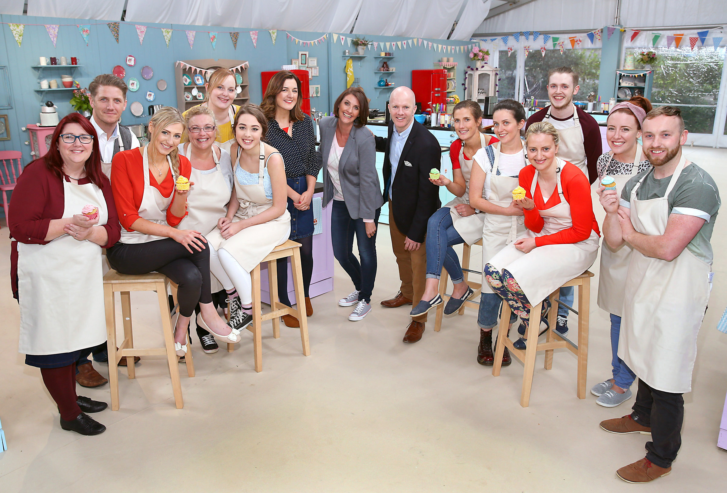 Great Irish Bake Off