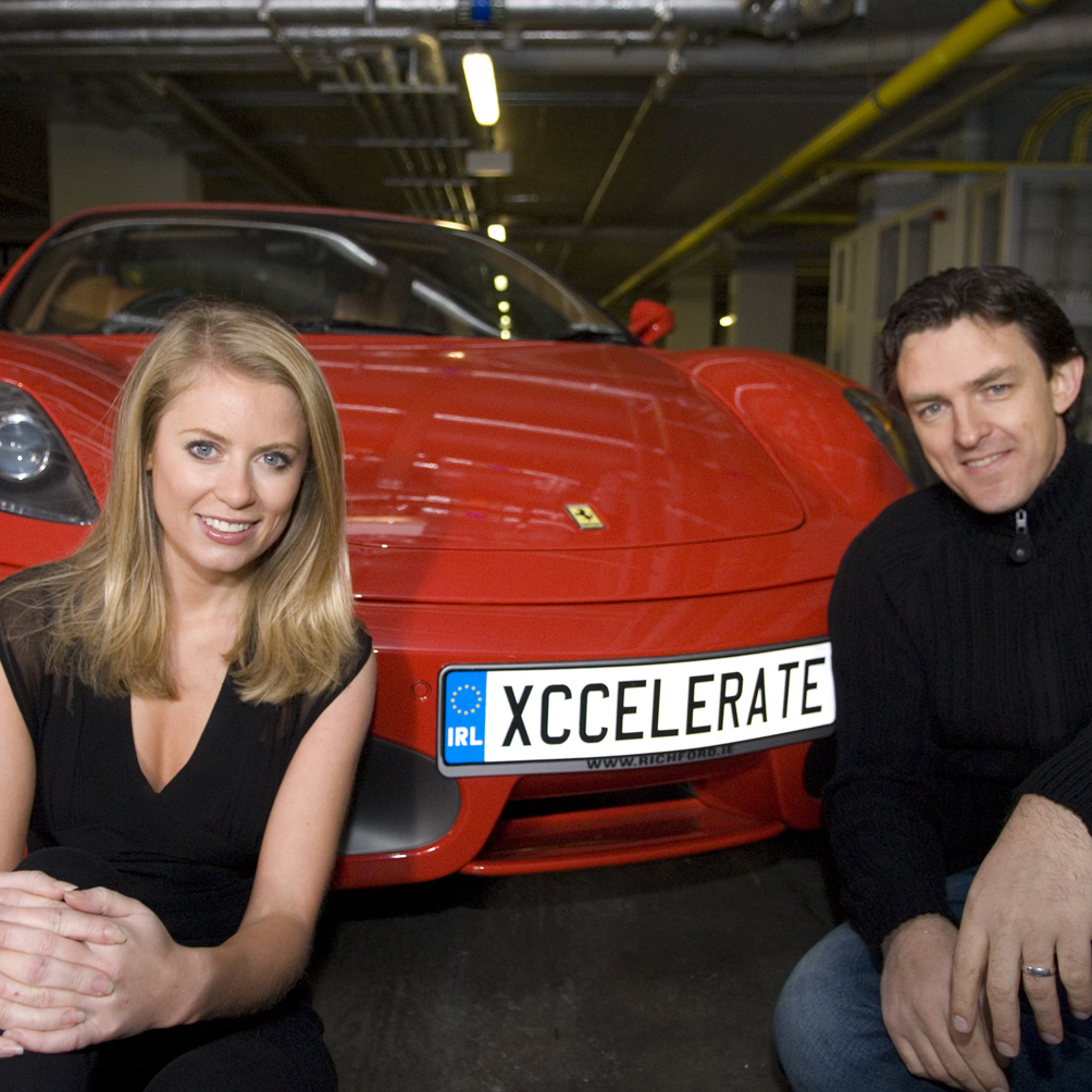 IRELAND'S ONLY MOTORING SHOW REVS UP ON 3e