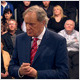 THE PEOPLE'S DEBATE with VINCENT BROWNE reaches 579,000 viewers on its first night.