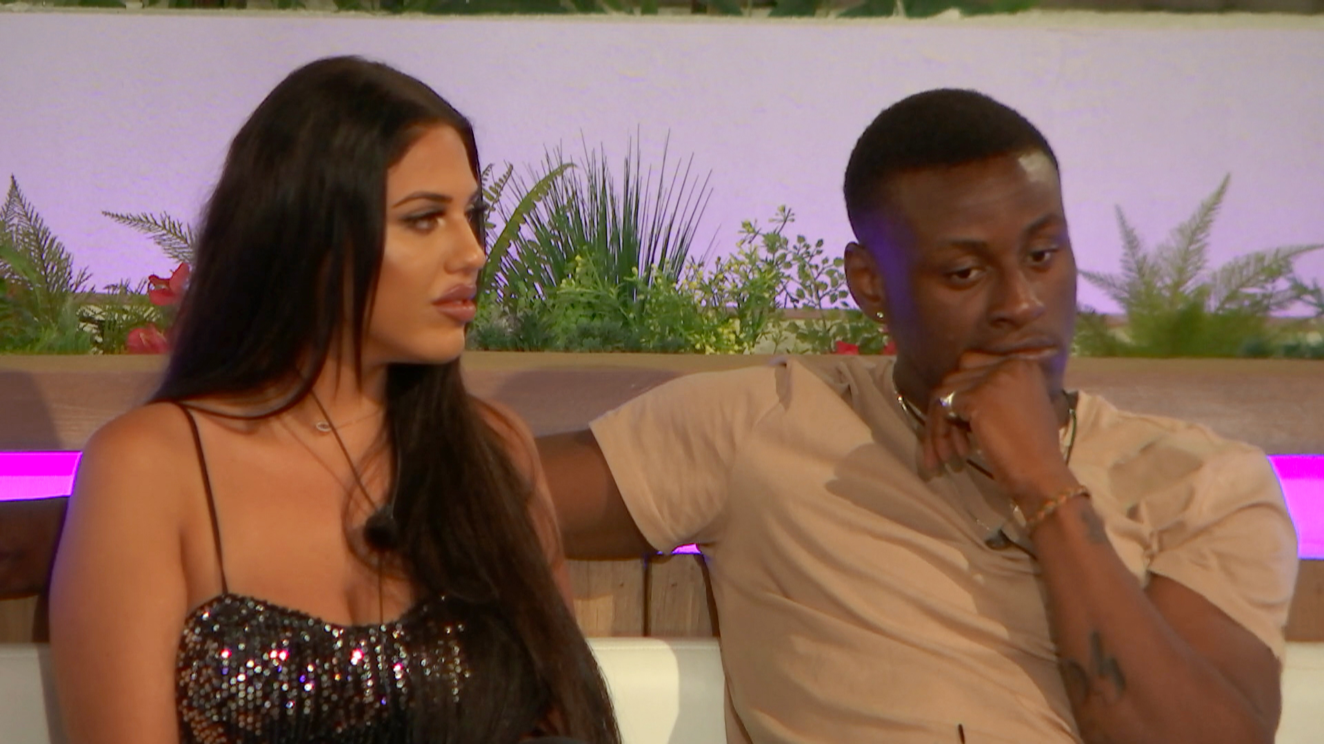 Sherif kicked out of villa - Love Island 2019